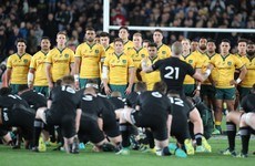 Christmas row defused as All Blacks' clash with Wallabies is rescheduled