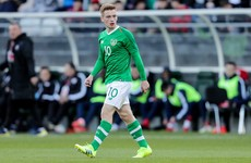 The Irish underage star embarking on a new adventure in Switzerland