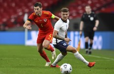 Ben Davies fires out warning shot to Ireland ahead of Sunday's derby