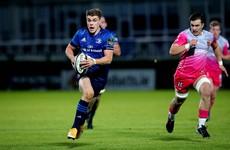Ringrose named as captain for Leinster's trip to Treviso