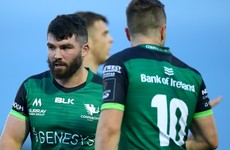 Arnold and Aki to team up in midfield for Connacht's Cardiff trip