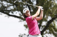 Leona Maguire six shots back after opening day of Women's PGA Championship