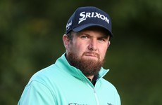 Lowry shares halfway lead at BMW PGA Championship after bogey-free round