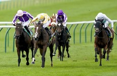 Controversy at Fillies' Mile as Aidan O'Brien horses run with wrong numbers and jockeys