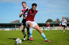Longford Town bounce back against Cabinteely while Cobh put four goals past Wexford Youths