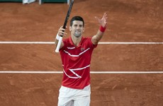 Djokovic books blockbuster French Open final against old rival Nadal