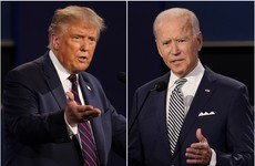 The second Trump-Biden debate has been cancelled