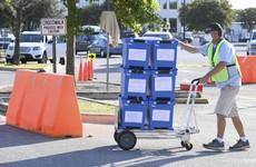 Judge in Texas blocks Republican governor's order limiting ballot drop-off sites