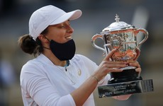 Iga Swiatek powers past Sofia Kenin to secure French Open title