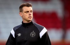 Brennan header sees Shels pull away from relegation places