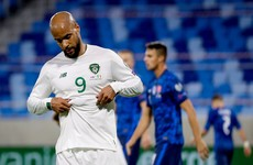 David McGoldrick ruled out of Wales and Finland games