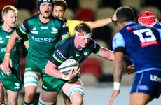 Cardiff prove too strong for Connacht as Friend's side lose in Wales
