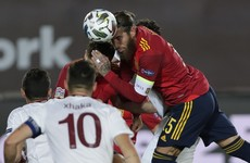 Spain secure Nations League win over Switzerland to stay top