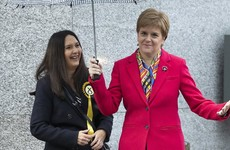 Scottish MP who made train journeys with Covid-19 symptoms defiant as Sturgeon says she must resign