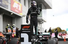 Hamilton makes history by equalling Michael Schumacher's win record