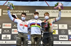 'I don't think it's sunk in fully yet' - Ireland's Oisin O'Callaghan wins world junior mountain biking title