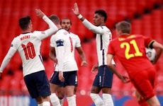 Marcus Rashford and Mason Mount on target as England hit back to beat Belgium