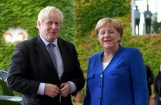 Boris Johnson phones Angela Merkel as Brexit deal deadline looms