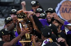 LeBron's Los Angeles Lakers defeat Miami Heat to snatch NBA title