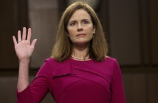 Amy Coney Barrett says Supreme Court must be independent and enforce rule of law