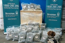 Over €1.4 million worth of cannabis seized in Dublin