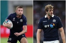 Finn Russell and Richie Gray return to Scotland fold