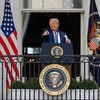 Trump has tested negative for Covid-19, White House doctor says