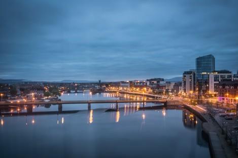 File photo. Limerick city.