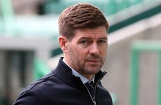 Gerrard avoids touchline ban for Old Firm derby but Rangers 'remain bemused'