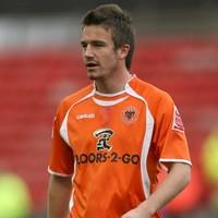 Cork City snap up Scottish striker Keigan Parker