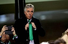 Go inside John Delaney's FAI with Champagne Football on TV tonight