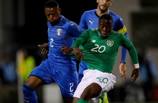 Ireland U21s name strong starting XI as Smallbone handed debut
