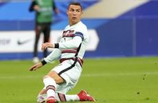 Cristiano Ronaldo tests positive for coronavirus