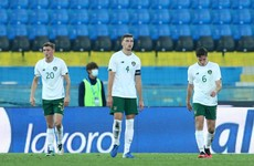 Ireland U21s suffer European Championship qualification blow in Italy