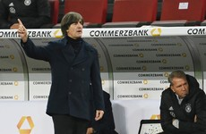 Loew under pressure as Germany forced to rally from two goals down to draw against Switzerland