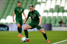 Connolly returns and O'Shea makes his debut for Ireland against Finland
