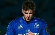 Ryan Baird ruled out of Ireland's remaining Six Nations fixtures