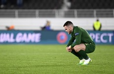 Self-critical Connolly frustrated by 'selfish' moments in Ireland's defeat to Finland