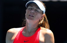 'That's one of the problems - Maria Sharapova made her legacy as the highest-paid female athlete'