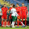 Wales win in Bulgaria to reclaim top spot in Ireland's Nations League group
