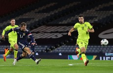 Scotland see off Czech Republic to extend unbeaten run to eight games