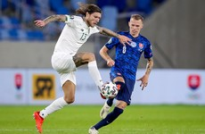 Slovakia collapse gives Ireland World Cup seeding boost