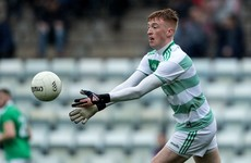 From 24-hour shifts and the Covid frontline to the middle of the inter-county GAA action
