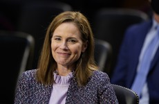 Trump's Supreme Court choice Amy Coney Barrett looks nailed on for Senate approval after tense week