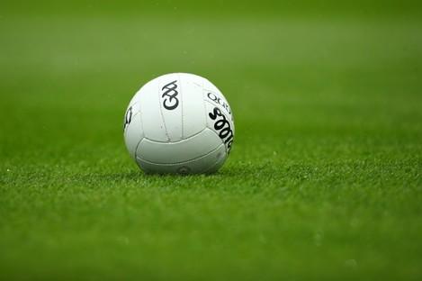File photo of a football.