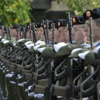Reports that Defence Forces troops to be cut are 'speculation'