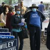 Record flood of early votes transforms US election