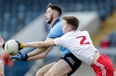 Archer grabs 0-6 as Dublin hit four late scores to edge past Tyrone in All-Ireland U20 semi-final