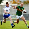 Kerry's league title hopes remain alive after convincing win away to Monaghan