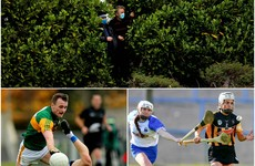 Back once again: The best pictures from around the grounds as inter-county GAA returns